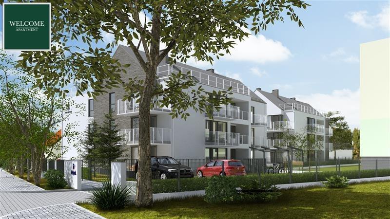 Mieszkanie dwupokojowe na sprzedaż Gdańsk, Sobieszewo, Villa Neptun, Nadwiślańska  38m2 Foto 6