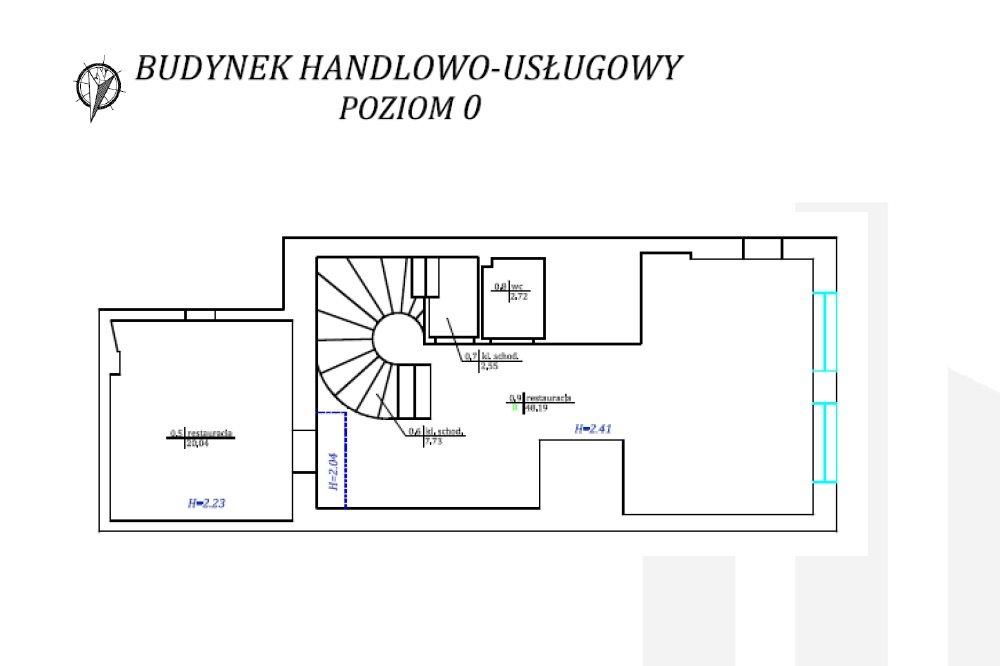Lokal użytkowy na wynajem Warszawa, Śródmieście, Nowy Świat 42  367m2 Foto 5