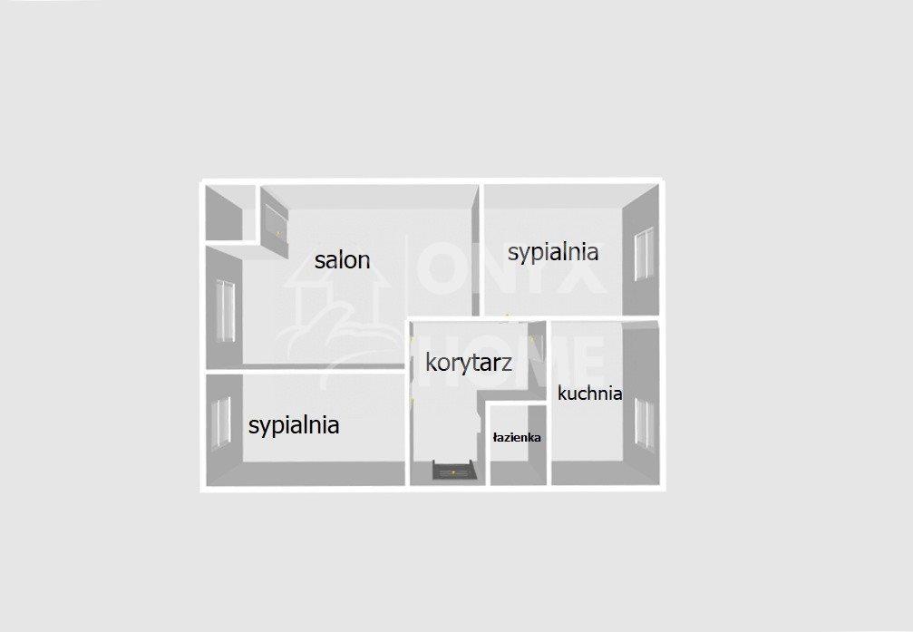 Mieszkanie trzypokojowe na sprzedaż Gdynia, Witomino, Chwarznieńska  53m2 Foto 11