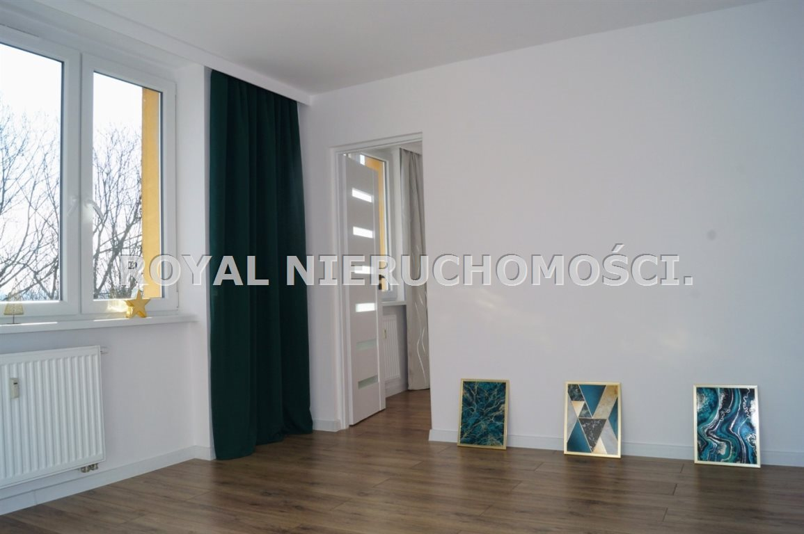 Mieszkanie trzypokojowe na sprzedaż Bytom, Szombierki, Orzegowska  47m2 Foto 3