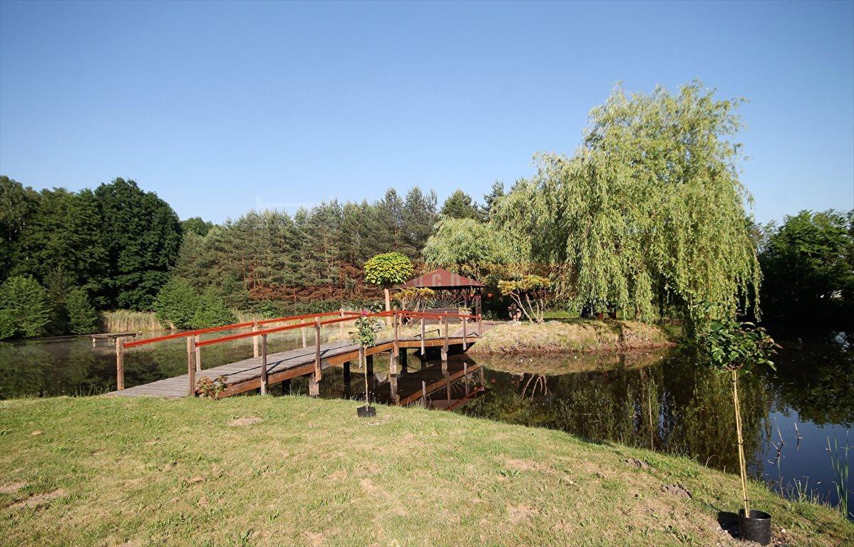Dom na sprzedaż Lubicz, Ranczo ze stawem i laskiem, ponad hektar  125m2 Foto 5