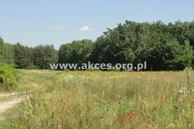 Działka budowlana na sprzedaż Jeziórko  1277m2 Foto 7