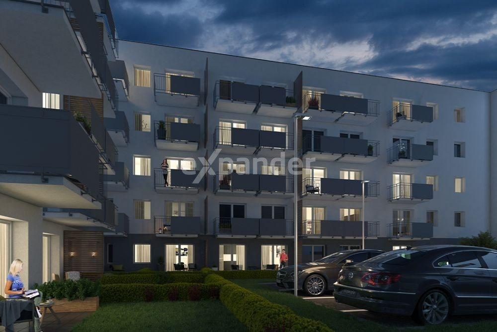 Mieszkanie dwupokojowe na sprzedaż Poznań, Malta, abpa Walentego Dymka  36m2 Foto 3