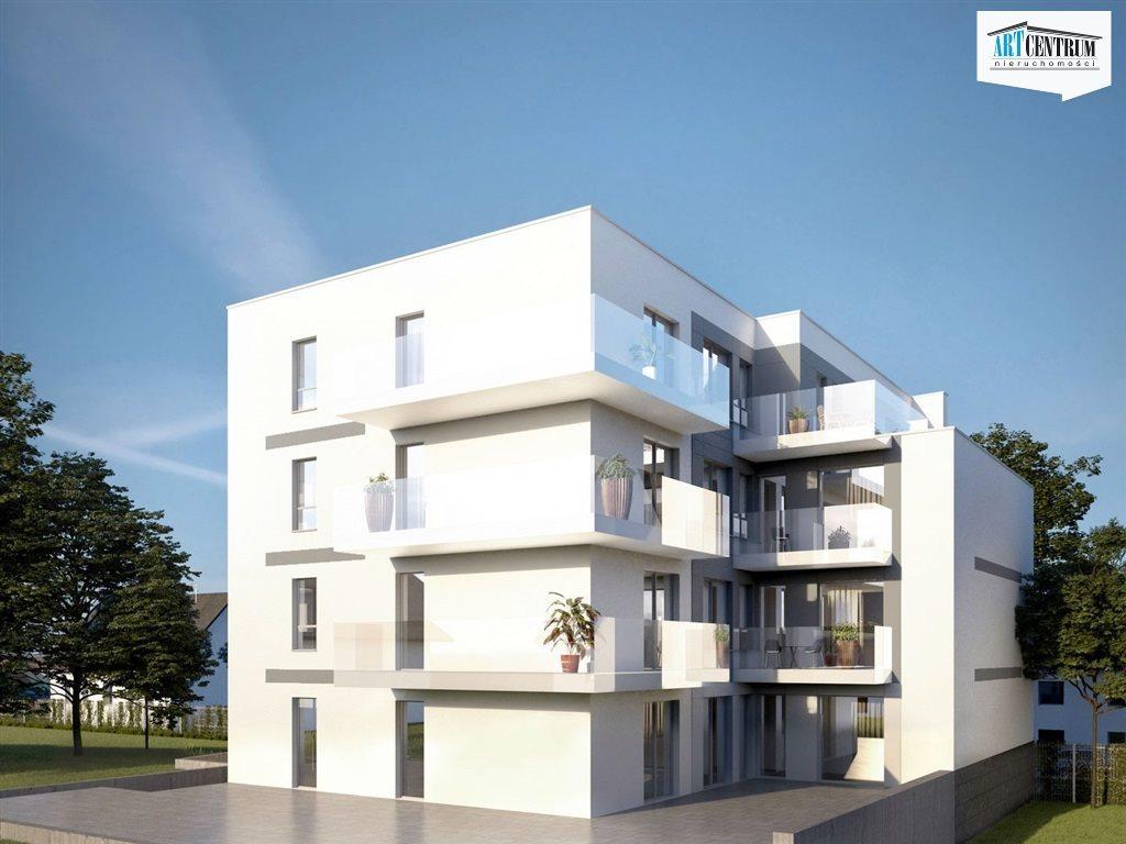 Mieszkanie dwupokojowe na sprzedaż Bydgoszcz, Szwederowo  48m2 Foto 1