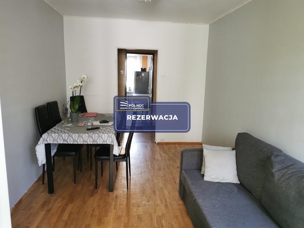 Mieszkanie trzypokojowe na sprzedaż Wasilków, Kościelna  48m2 Foto 1