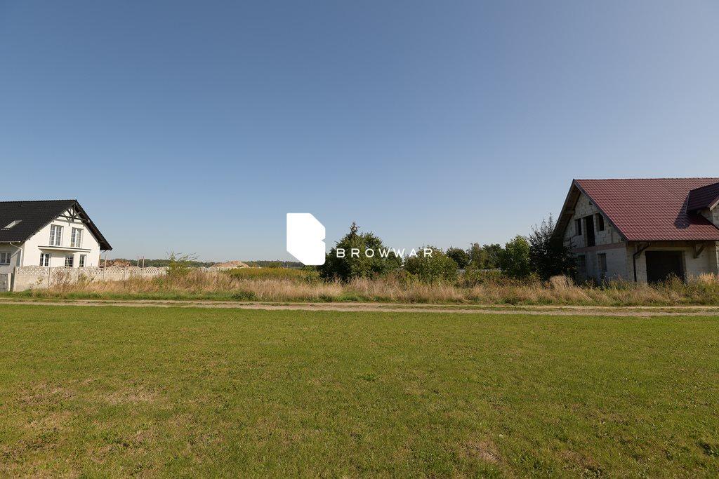 Działka budowlana na sprzedaż Pacholewo  1108m2 Foto 6