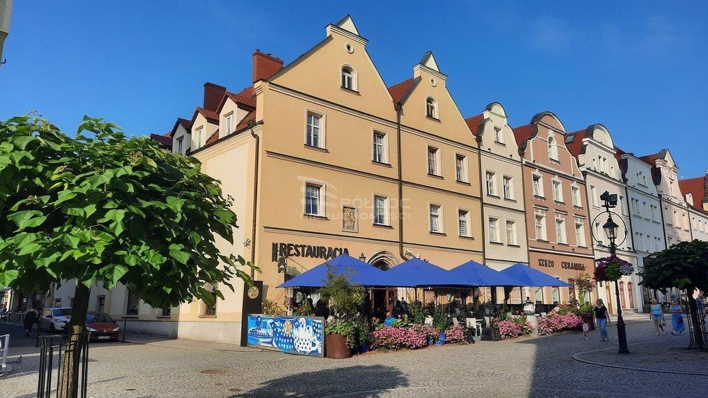 Mieszkanie dwupokojowe na wynajem Bolesławiec, rynek Rynek  47m2 Foto 12