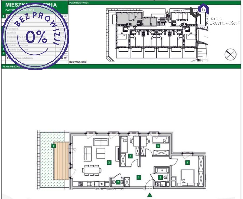 Mieszkanie czteropokojowe  na sprzedaż Katowice, Podlesie, Armii Krajowej  80m2 Foto 2