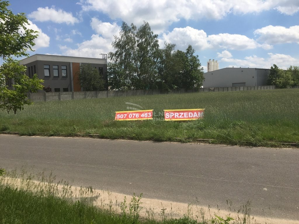Działka przemysłowo-handlowa na sprzedaż Września  13699m2 Foto 6