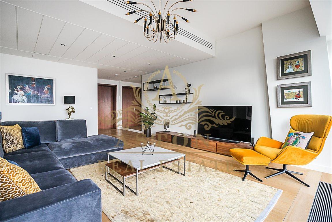 Mieszkanie czteropokojowe  na wynajem Warszawa, Śródmieście, Złota  154m2 Foto 3