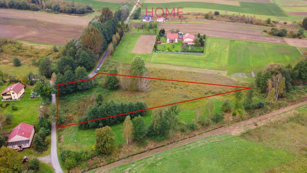 Działka rolna na sprzedaż Błędowa Zgłobieńska  3700m2 Foto 3