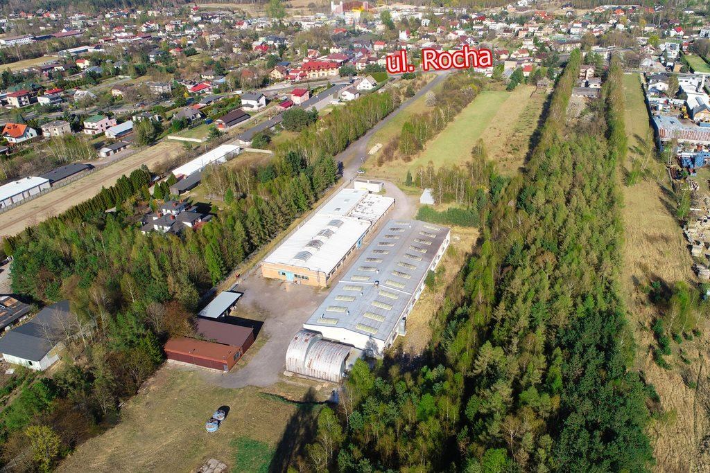 Lokal użytkowy na sprzedaż Częstochowa, Grabówka, św. Rocha  1700m2 Foto 5