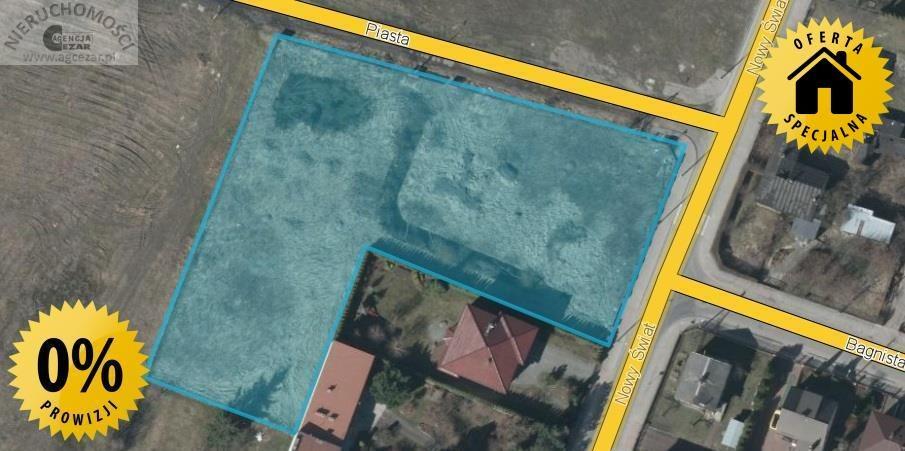 Działka budowlana na sprzedaż Mińsk Mazowiecki  4273m2 Foto 1