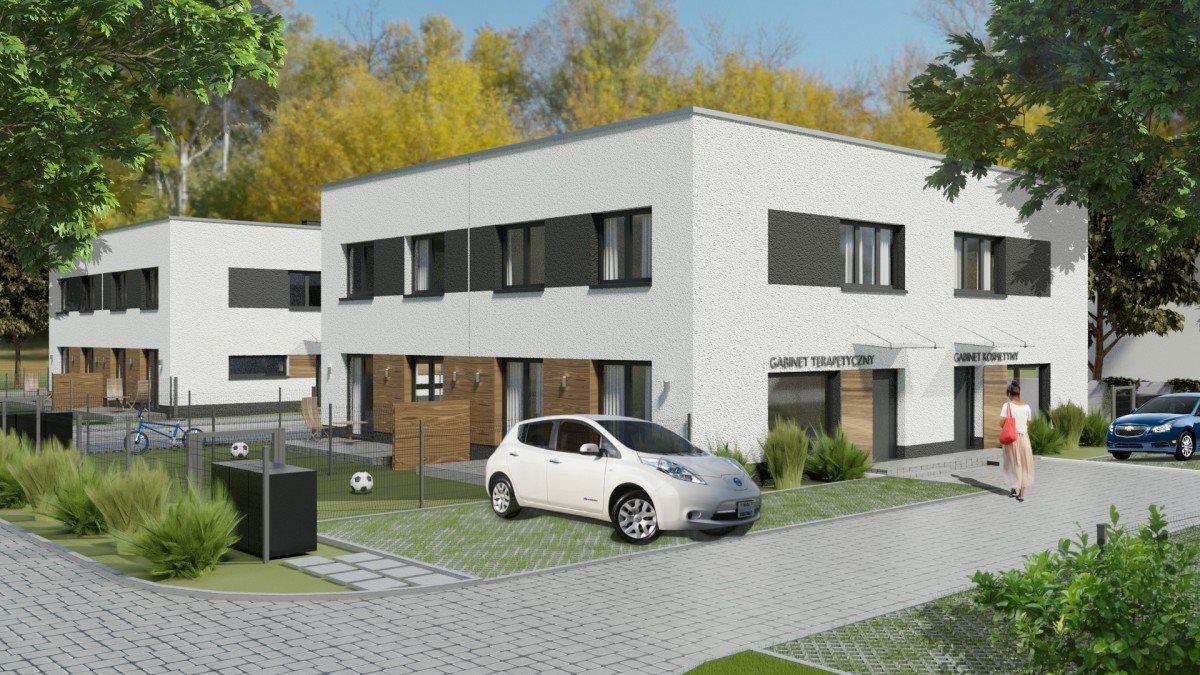 Dom na sprzedaż Gliwice, Łabędzka  91m2 Foto 2