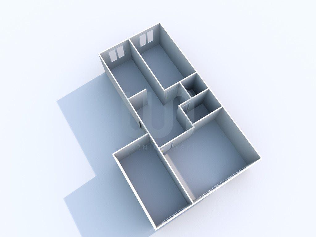 Mieszkanie trzypokojowe na sprzedaż Warszawa, Praga-Południe, Gocław, Dedala  60m2 Foto 2