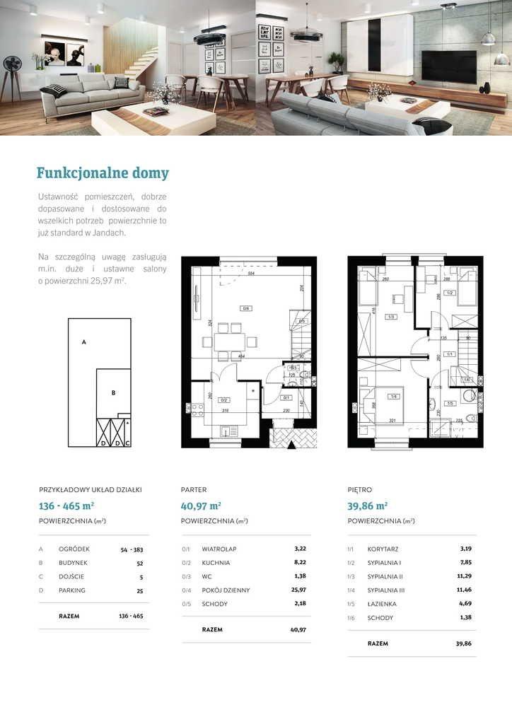 Dom na sprzedaż Dąbrowa  80m2 Foto 9