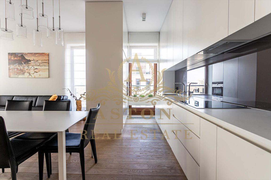 Mieszkanie trzypokojowe na wynajem Warszawa, Śródmieście, Powiśle, Kruczkowskiego  82m2 Foto 6