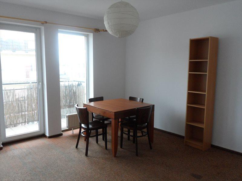 Mieszkanie dwupokojowe na wynajem Poznań, Grunwald, krauthofera 18  39m2 Foto 1