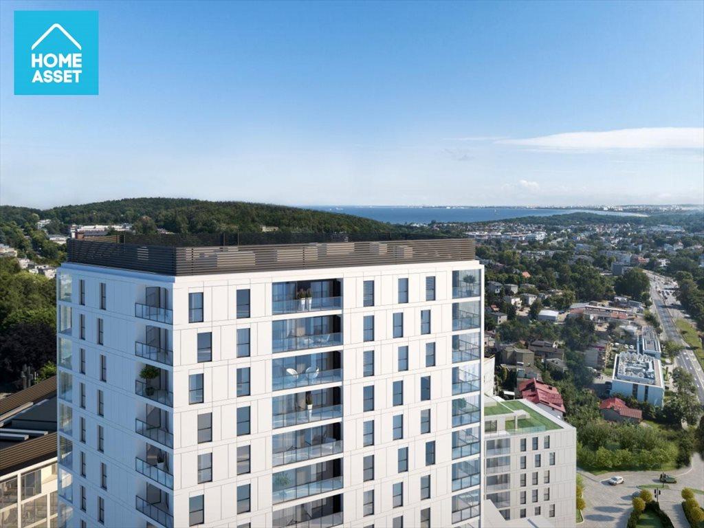 Mieszkanie trzypokojowe na sprzedaż Gdynia, Zwycięstwa  64m2 Foto 9