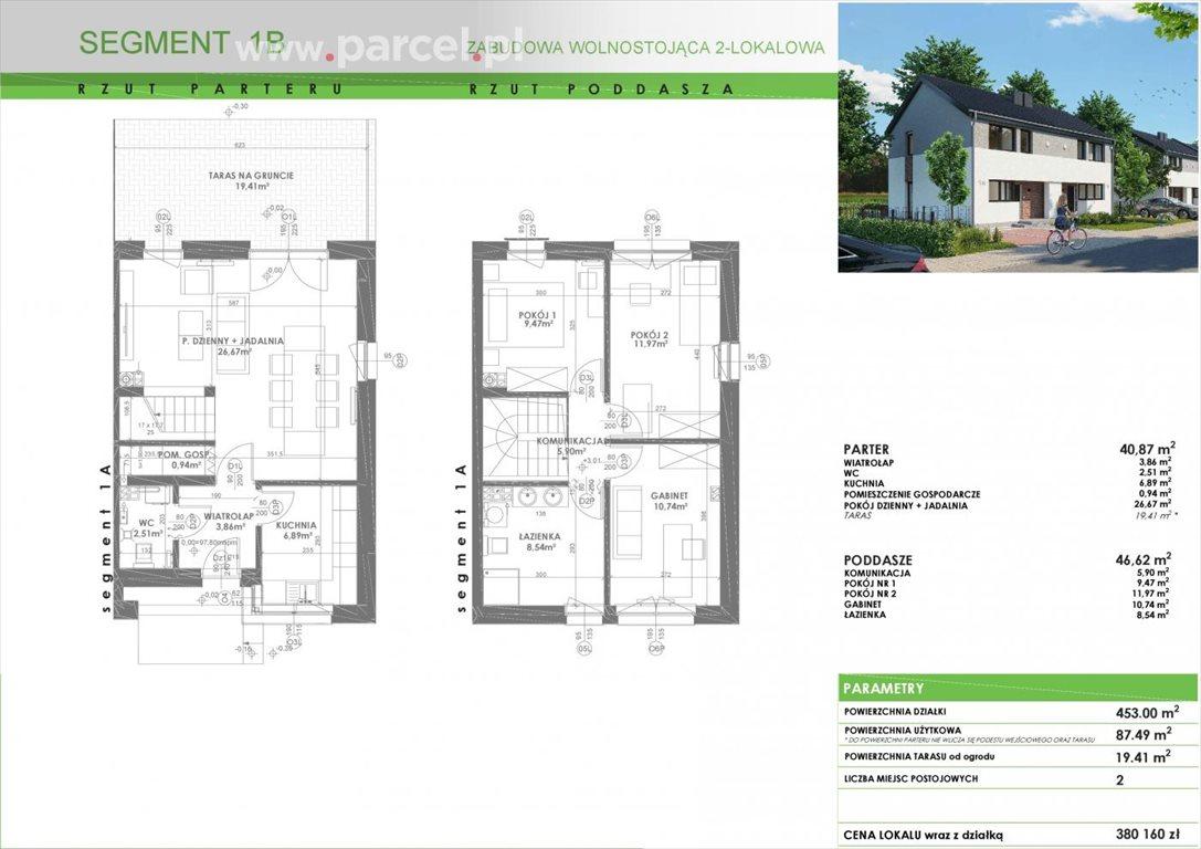 Mieszkanie czteropokojowe  na sprzedaż Gwiazdowo, Marii Magdaleny  87m2 Foto 9