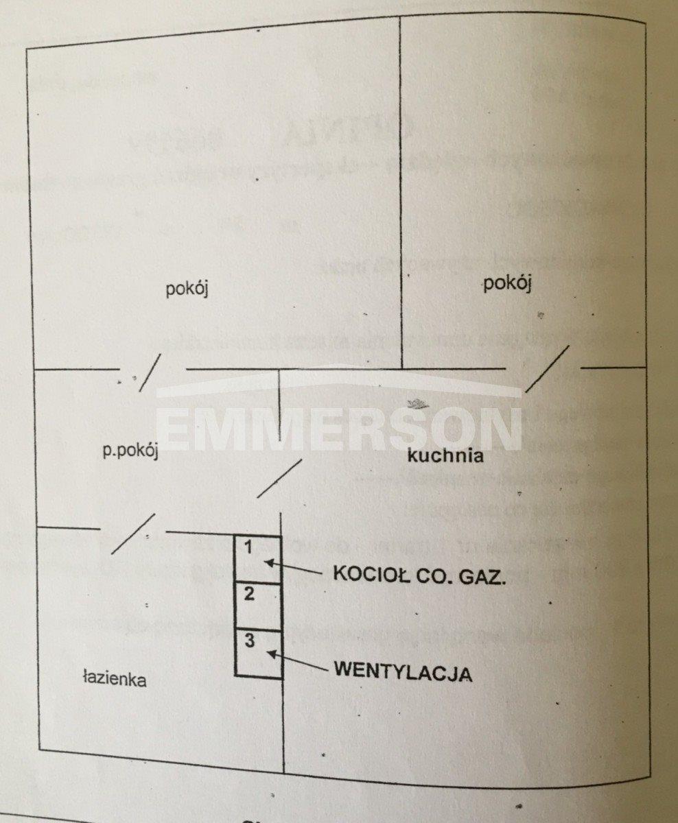Mieszkanie dwupokojowe na sprzedaż Wrocław, Sępolno, Bartosza Głowackiego  55m2 Foto 5