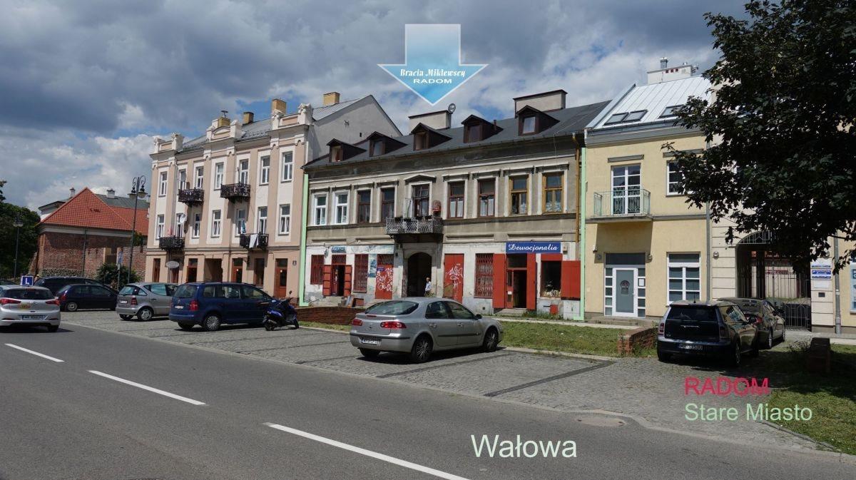 Dom na sprzedaż Radom, Centrum, Wałowa 20/ Rynek 13  1056m2 Foto 6