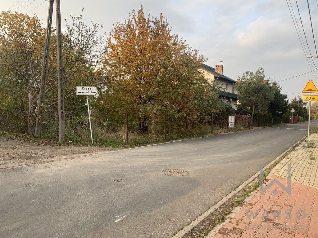 Działka budowlana na sprzedaż Łomianki, Krzywa  2107m2 Foto 3