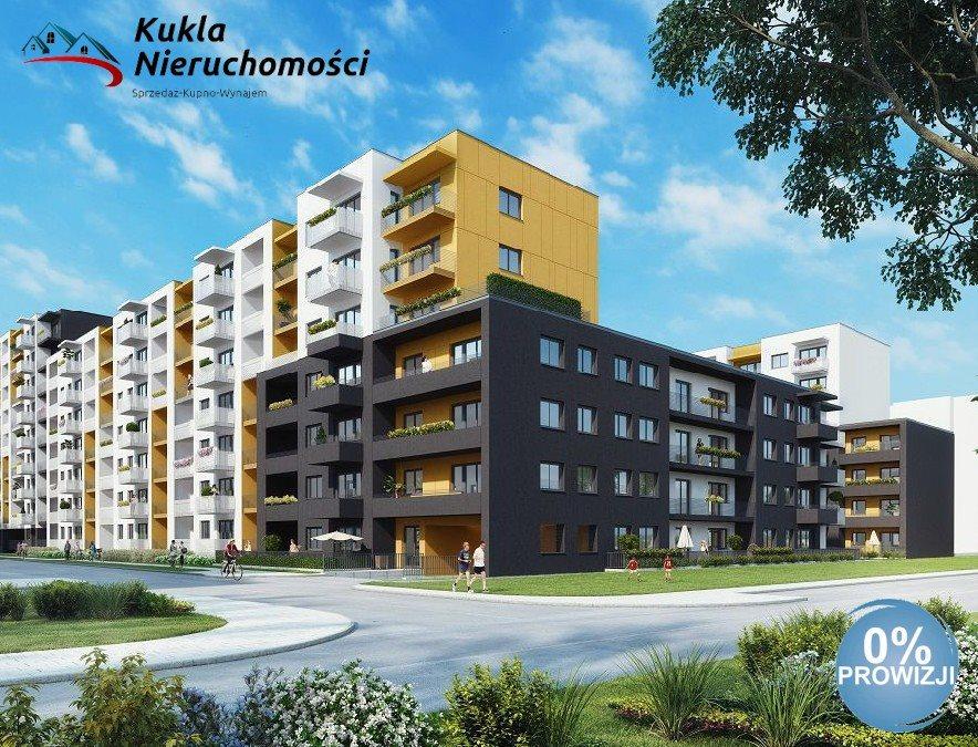 Mieszkanie trzypokojowe na sprzedaż Kraków, Podgórze Duchackie, Puszkarska  61m2 Foto 1