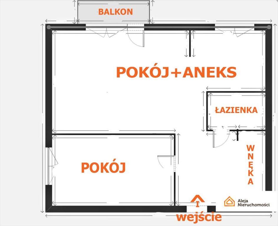 Mieszkanie dwupokojowe na sprzedaż Częstochowa, Raków  34m2 Foto 7