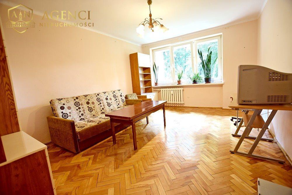Mieszkanie dwupokojowe na wynajem Białystok, Piaski, Mazowiecka  47m2 Foto 1
