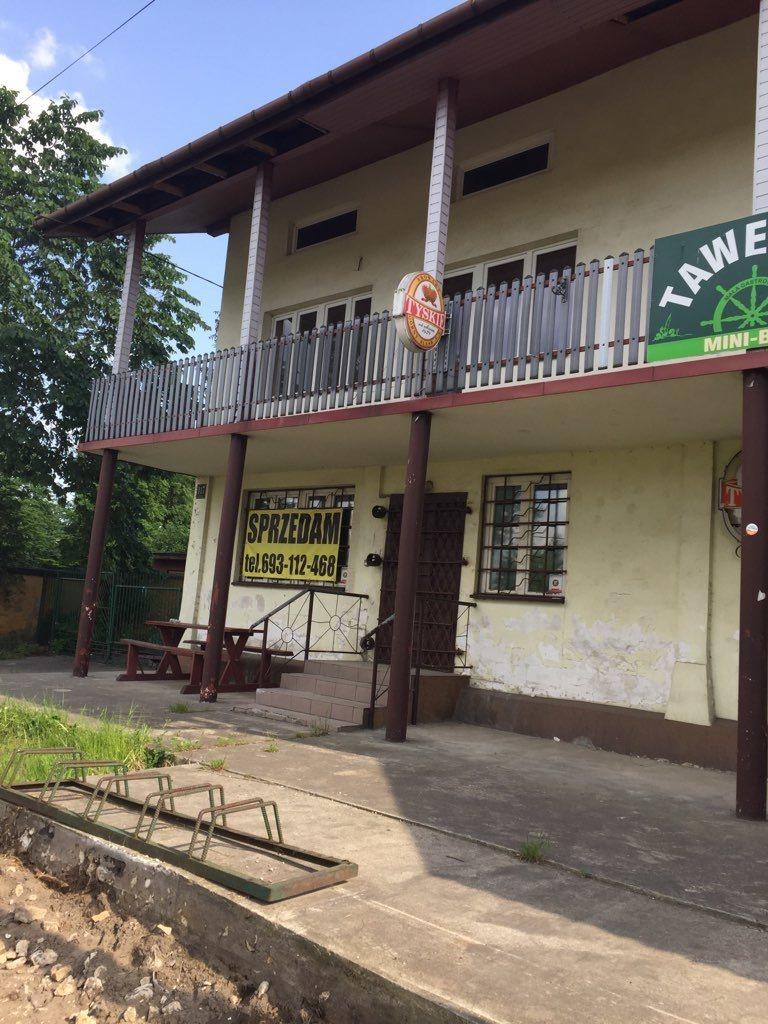 Lokal użytkowy na sprzedaż Zawiercie, Jurajska  189m2 Foto 1