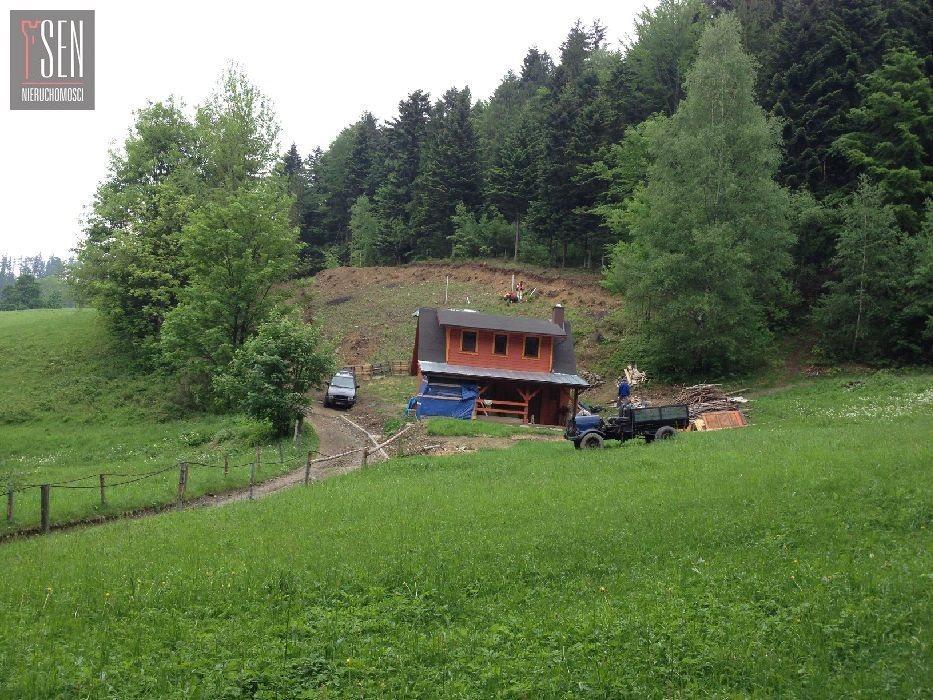 Działka inwestycyjna na sprzedaż Szczyrk, Dunacie, Cicha  3420m2 Foto 1
