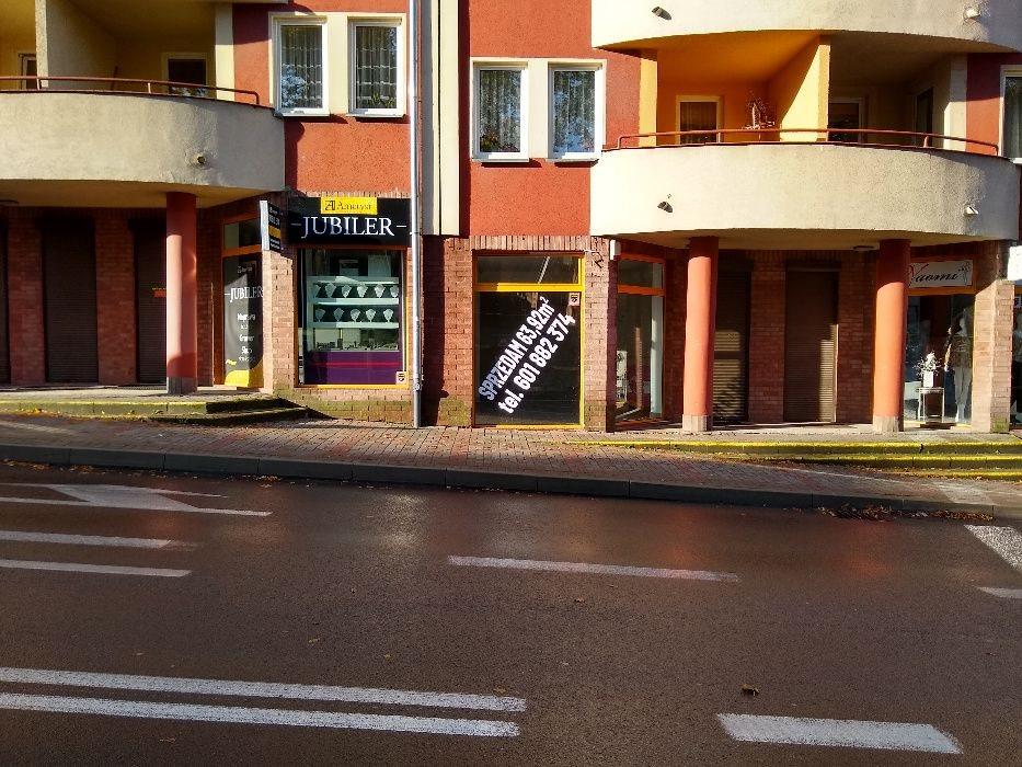 Lokal użytkowy na sprzedaż Ostróda, Czarnieckiego 4  64m2 Foto 2