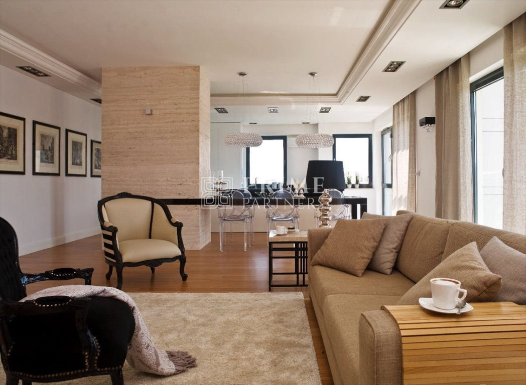 Mieszkanie czteropokojowe  na wynajem Warszawa, Śródmieście, Mokotów  180m2 Foto 1