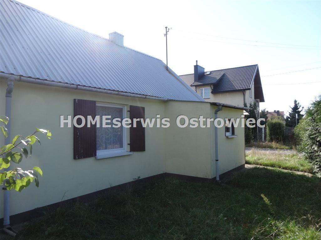 Dom na sprzedaż Ostrowiec Świętokrzyski, Denków  48m2 Foto 4