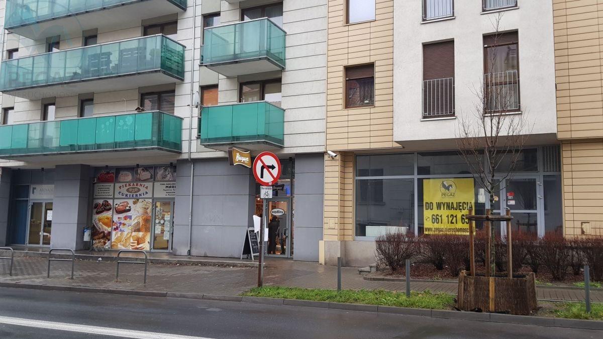 Lokal użytkowy na sprzedaż Poznań, Grunwald, Łazarz, Kasprzaka, Kasprzaka  90m2 Foto 1