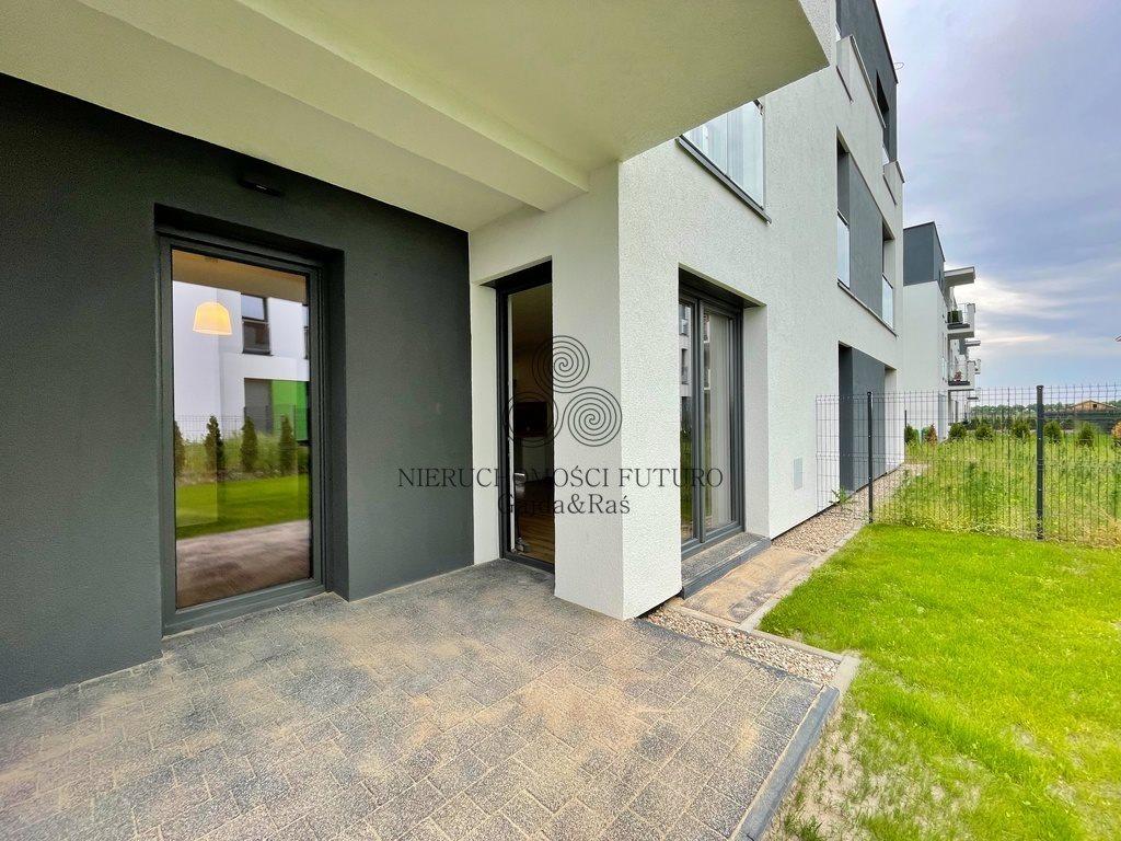 Mieszkanie dwupokojowe na wynajem Skórzewo, Grafitowa  41m2 Foto 2