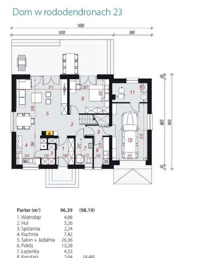 Dom na sprzedaż Krasne  176m2 Foto 7