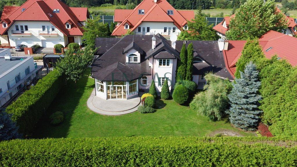 Dom na sprzedaż Warszawa, Wilanów, Powsin, Zapłocie  400m2 Foto 2