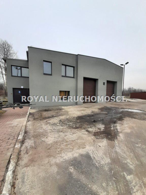 Lokal użytkowy na wynajem Ruda Śląska, Chebzie, Dworcowa  200m2 Foto 1