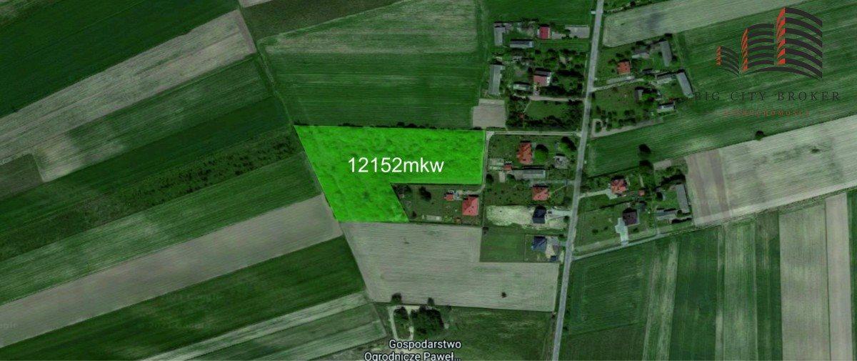 Działka rolna na sprzedaż Kawka  12152m2 Foto 1