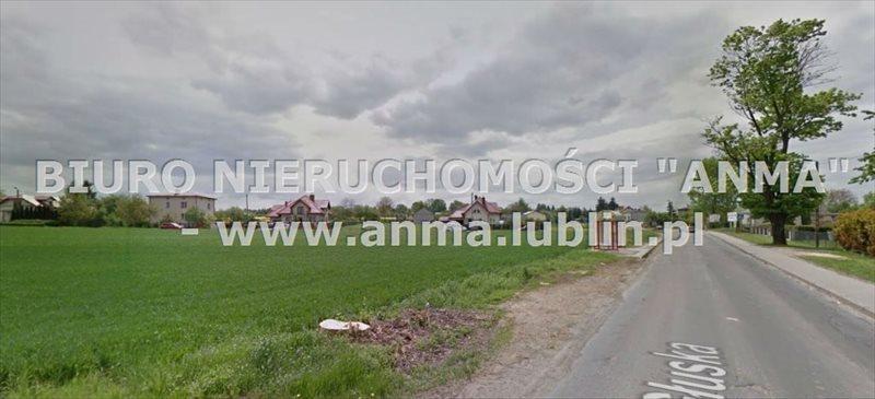 Działka budowlana na sprzedaż Lublin, Abramowice, Głuska  1324m2 Foto 1
