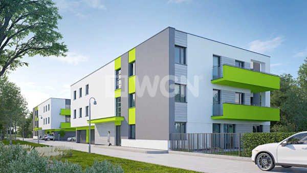 Mieszkanie trzypokojowe na sprzedaż Częstochowa, Parkitka, Grabówka, Mazowiecka  66m2 Foto 1