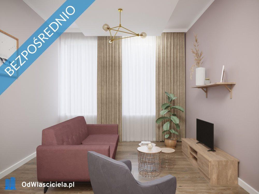 Mieszkanie dwupokojowe na sprzedaż Wrocław, Stare Miasto, Kościuszki 178  51m2 Foto 2