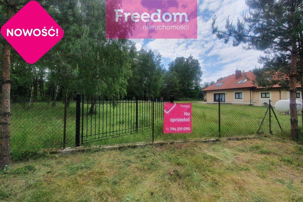 Działka budowlana na sprzedaż Moszczenica, Żytnia  875m2 Foto 1