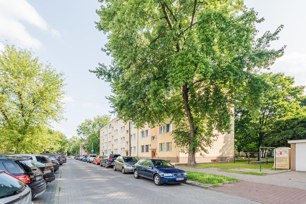 Mieszkanie trzypokojowe na sprzedaż Warszawa, Praga-Południe, Darłowska  48m2 Foto 12