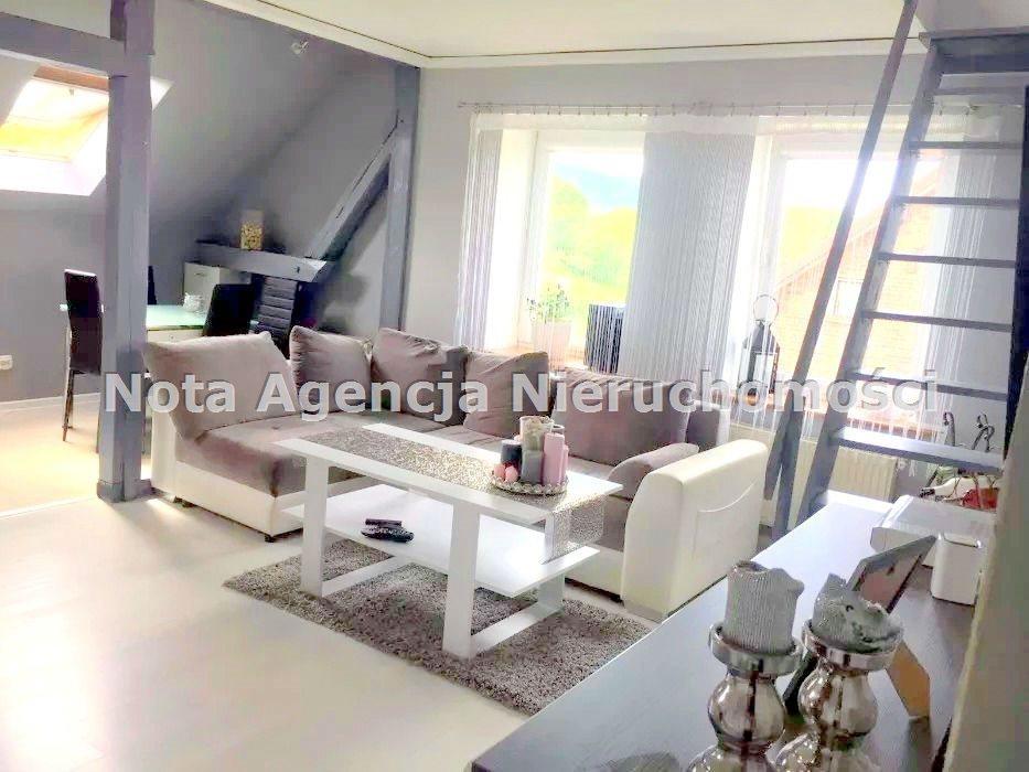 Mieszkanie trzypokojowe na sprzedaż Głuszyca  49m2 Foto 1
