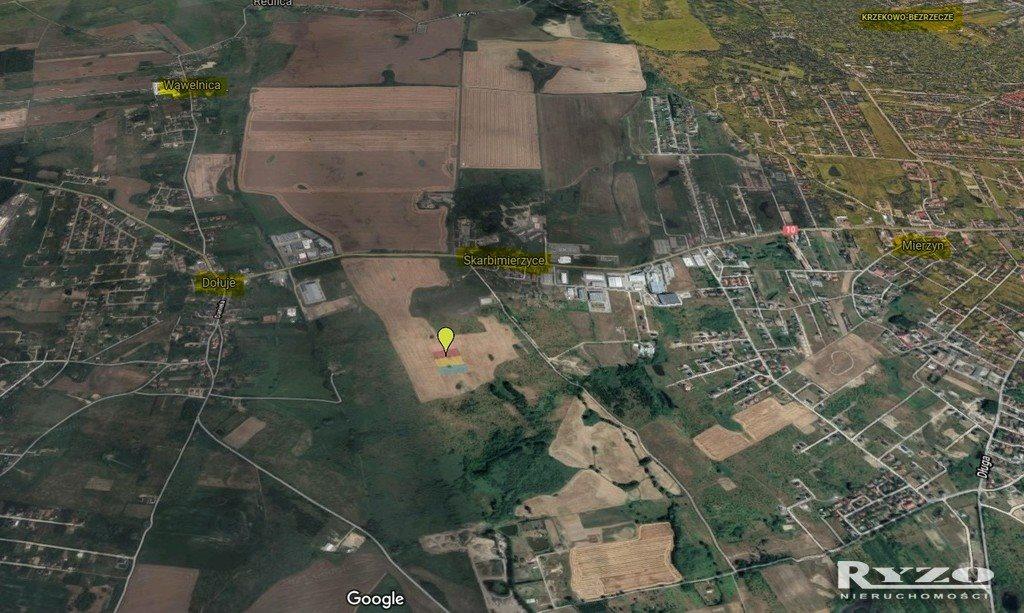 Działka komercyjna na sprzedaż Skarbimierzyce  8836m2 Foto 2