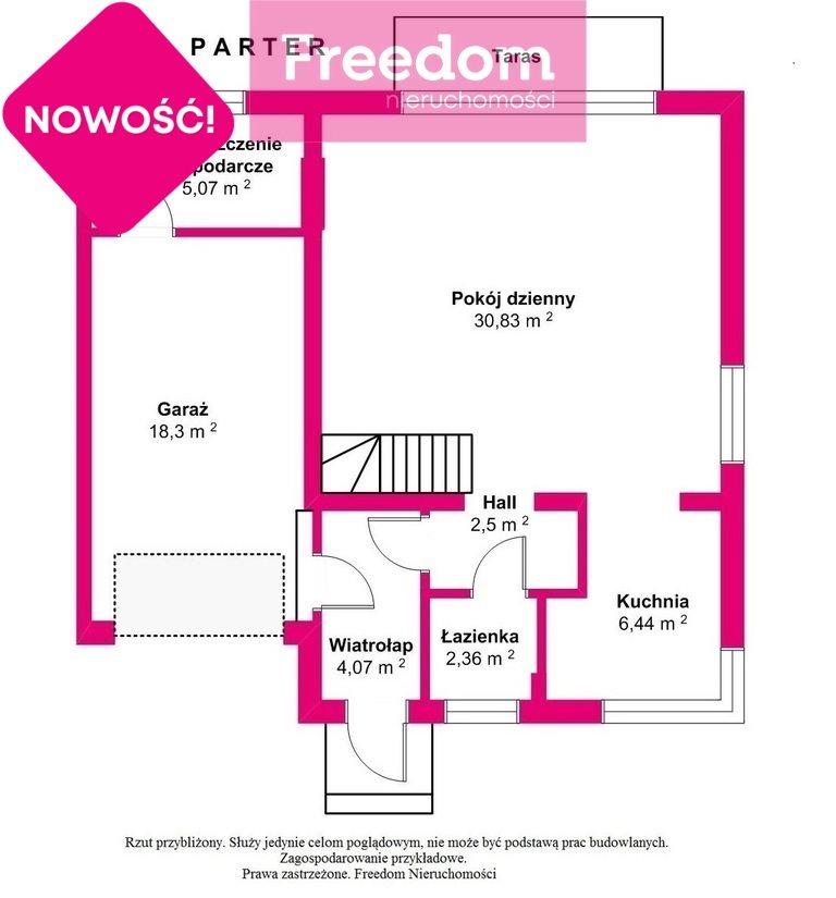 Dom na sprzedaż Nadma, Kozia Góra  220m2 Foto 12