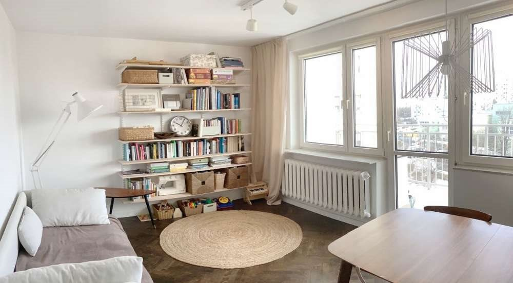 Mieszkanie trzypokojowe na sprzedaż Warszawa, Ursynów, Bacewiczówny  53m2 Foto 1